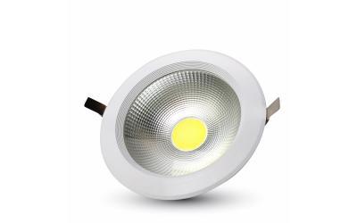 LED downlight kruh 20 W denní bílá A++ vysokosvítivé