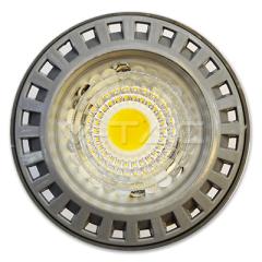 Bodová LED žárovka GU10 6W teplá bílá 110° stmívatelná