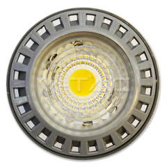 Bodová LED žárovka GU10 6W studená bílá 110° stmívatelná