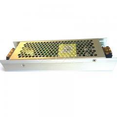 Kovový napájecí adaptér s výkonem 150 W SLIM IP20 12 V/12,5 A