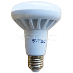 LED žárovka reflektorová E27 R80 10 W teplá bílá