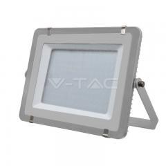 LED reflektor SLIM 300 W studená bílá šedý s 5-letou zárukou