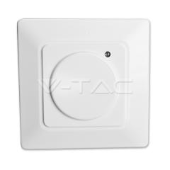 Mikrovlnný pohybový senzor bílý