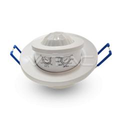 Podhledový pohybový senzor s výklopní hlavou 360°