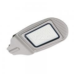 LED pouliční světlo 100 W denní bílá šedé