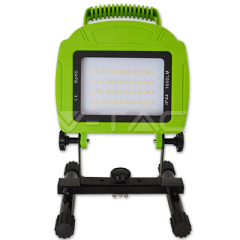 LED přenosný reflektor 20 W denní bílá nabíjecí