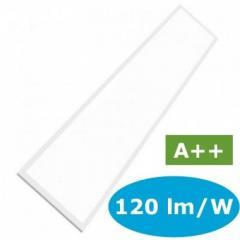 LED panel 120x30 cm s výkonem 29 W denní bílá 120 lm/W