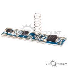Lištový ovládač na LED pásky
