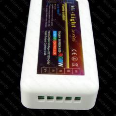 RGB přijímač na ovládaní LED páskú