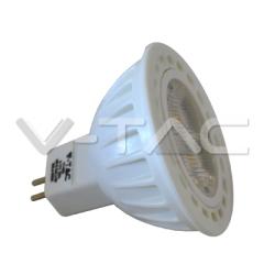 LED bodová žárovka GU5.3 4W teplá bílá