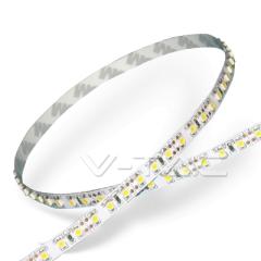 LED pásek 3528, 120 LED/m, denní bílá, krytí IP20