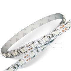 LED pásek 5050, 60 LED/m, denní bílý, krytí IP20