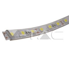 LED pásek 5050, 60 LED/m, studený bílý, krytí IP65