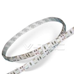 LED pásek 5050, 60 LED/m, denní bílý, krytí IP65