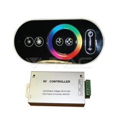 Ovládač na LED pásky s dotykovým rádiovým ovládáním