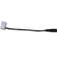 Flexibilní napájecí konektor pro LED pásky typu 3528