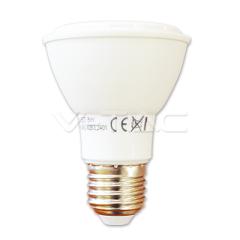 LED žárovka E27 PAR20 8 W teplá bílá 40°