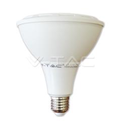 LED žárovka E27 PAR38 15 W studená bílá 40°