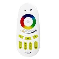 Dálkové ovládaní pro RGB LED pásky, 4 okruhy, dotykové