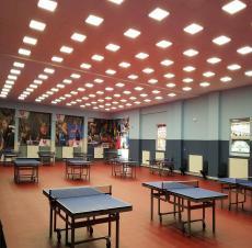 Centrum stolního tenisu v Prievidzi